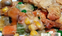 Sweet Potato Pot Pie Recipe