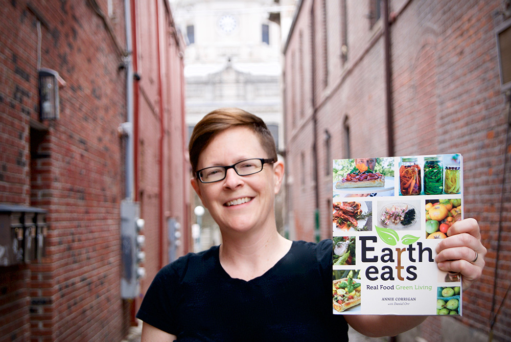 Annie Corrigan Earth Eats